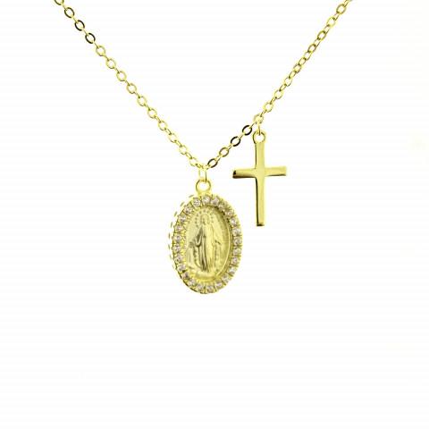 Gargantilla MILAGROSA GOLD