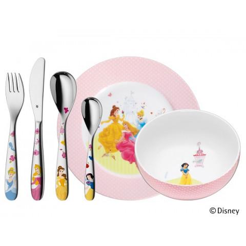 Vajilla WMF Princesas Disney